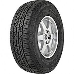 Yokohama GEOLANDAR AT G015 All-Terrain Radial Tire - LT26570R17 121S